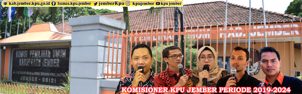 wWELCOME PPID KPU JEMBER